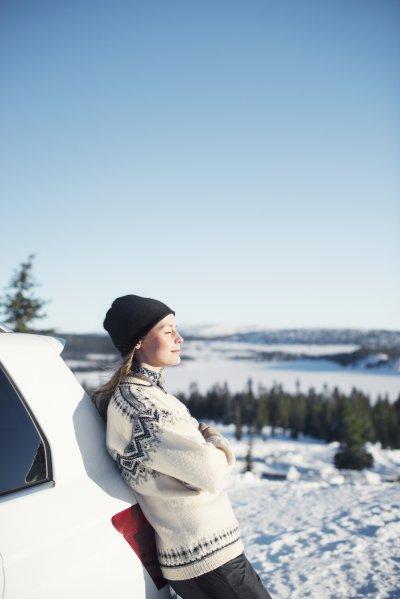 Påskeferie-tips for bilister som skal til fjells